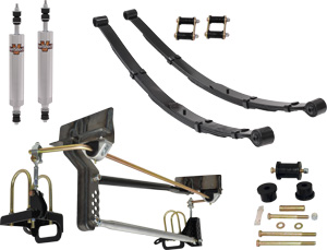 Leaf Spring Suspension System - Stage 2