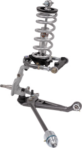 Front Coil-Spring Suspension